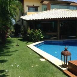 Casa para temporada mobiliada e decorada no Iberostate em Praia do Forte