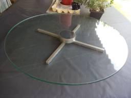 Vendo ou troco prato giratório para mesa