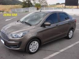 Título do anúncio: KA Sedan 1.5 automatico SE plus zero km