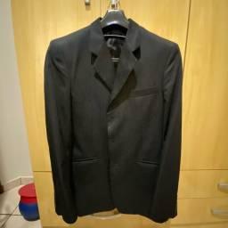 Vendo Terno (blazer + calça) tamanho 52 - R$ 120,00