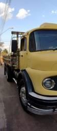 Título do anúncio: Troco caminhão  truck por caminhão toco