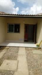 Casa com 2 dormitórios para alugar, 70 m² por R$ 550,00/mês - Pavuna - Pacatuba/CE