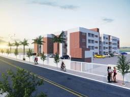 Apartamento com 2 dormitórios à venda, 54 m² por R$ 155.900,00 - Ernesto Geisel - João Pes