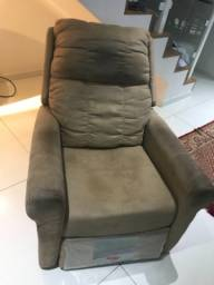 Cadeira do papai reclinavel