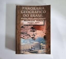 Panorama Geográfico do Brasil - Malheiro Adas e Sergio Adas