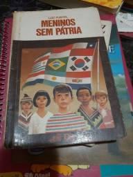 Livro paradidáticos Menino sem Pátria