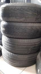 Jogo de pneus 225 65 Aro 17 Pirelli