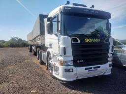 Título do anúncio: Scania P R420