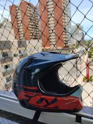 Capacete donhwill FOX