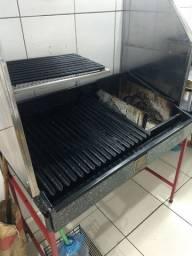 Vendo churrasqueira parrilla Argentina