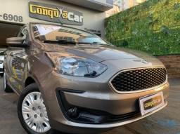Título do anúncio: Ford Ka Se Plus 2019 Completo, Praticamente Zero, Com Multimídia e Ipva 2021 Pago