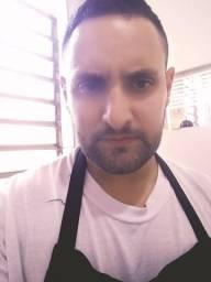 Procuro freelance de Pizzaiolo - auxiliar de cozinha- segurança privada e patrimonial
