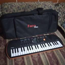 Teclado Casio Sa-76 com Bag
