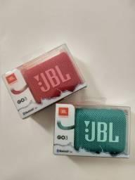 Caixa de som JBL Go 3