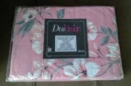 Vendo jogo de lençol para cama de casal