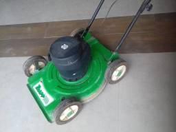 Cortador de grama carrinho