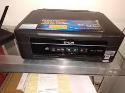 Título do anúncio: Impressora Epson TX235W Jato de Tinta com WI FI