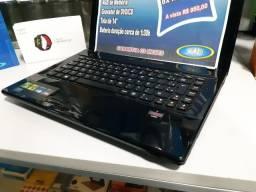 N otebook Lenovo | DualCore| 4GB |  Formatado C/Garantia