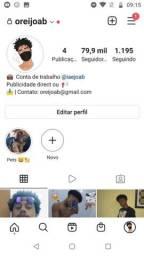 Título do anúncio: Vendo esse perfil de Instagram