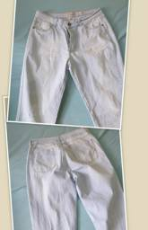 Calças jeans seminovas
