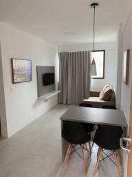 Título do anúncio: Excelente Flat mobiliado para aluguel com 1 quarto em Boa Viagem - Recife - PE