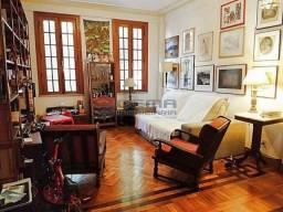 Apartamento à venda com 3 dormitórios em Laranjeiras, Rio de janeiro cod:LAAP34540
