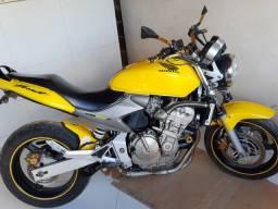Hornet cb 600 f