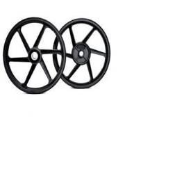 Título do anúncio: Jogo de rodas para cg 150 freio a disco