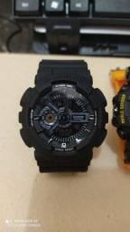 Relógio gshock automático todo funcional