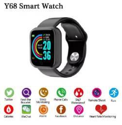 Relógio Inteligente SmartWatch com garantia e entrega grátis