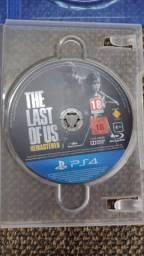 Jogos PS4 R$50,00 cada ou os 4 jogos por R$ 160,00