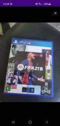 FIFA 21 Ps4 - Zerado