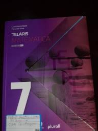 Livro e caderno de atividades Teláris 7ano