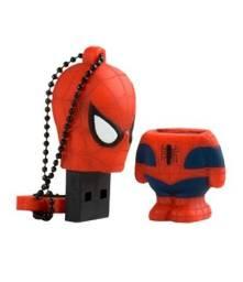 Pen Drive Marvel Vingadores Homem Aranha 8gb Usb Pd084