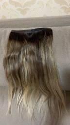 Tela de fita cabelo humano