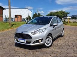 Ford - Fiesta Titanium Hatch 1.6 *Segunda dona - 2016