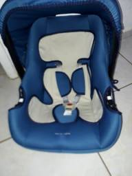 Troco Bebê conforto azul