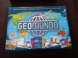 Título do anúncio: Jogo Geomundo