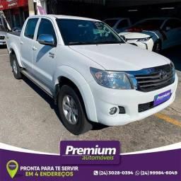 Toyota Hilux CD4X4 Srv Flex 2015
