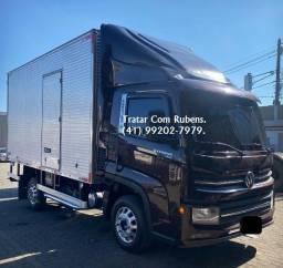 Título do anúncio: Caminhão Vw 11-180 Delivery 2018 Báu.