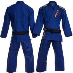 Título do anúncio: Kimono Azul Brazil Combat Xtralite