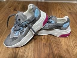 Tênis Smidt Shoes tamanho 35.