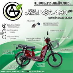 Moto Elétrica 450w - Com Pedal!