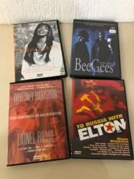 Coleção de Dvds Diversos