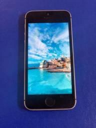 Título do anúncio: iPhone SE 128Gb Preto Seminovo