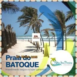 Título do anúncio: Lançamento Na Praia do Batoque - Rota das Praias (-