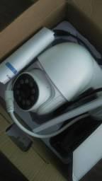 Título do anúncio: Camera HD Wireless Nova