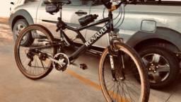 Bicicleta Renault 21 Marchas, aro 26, ótimo preço