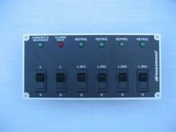 Placa Eletrônica Hussmann Control Linhas A 31022255 Sincrono