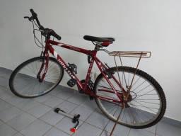 Título do anúncio: Bicicleta Houston com avarias